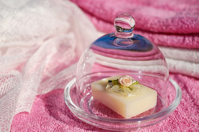 malé mýdlo