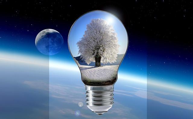 světlo led