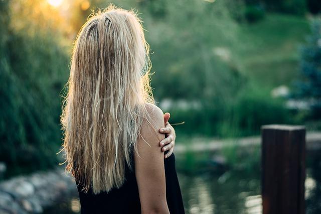 blondýna